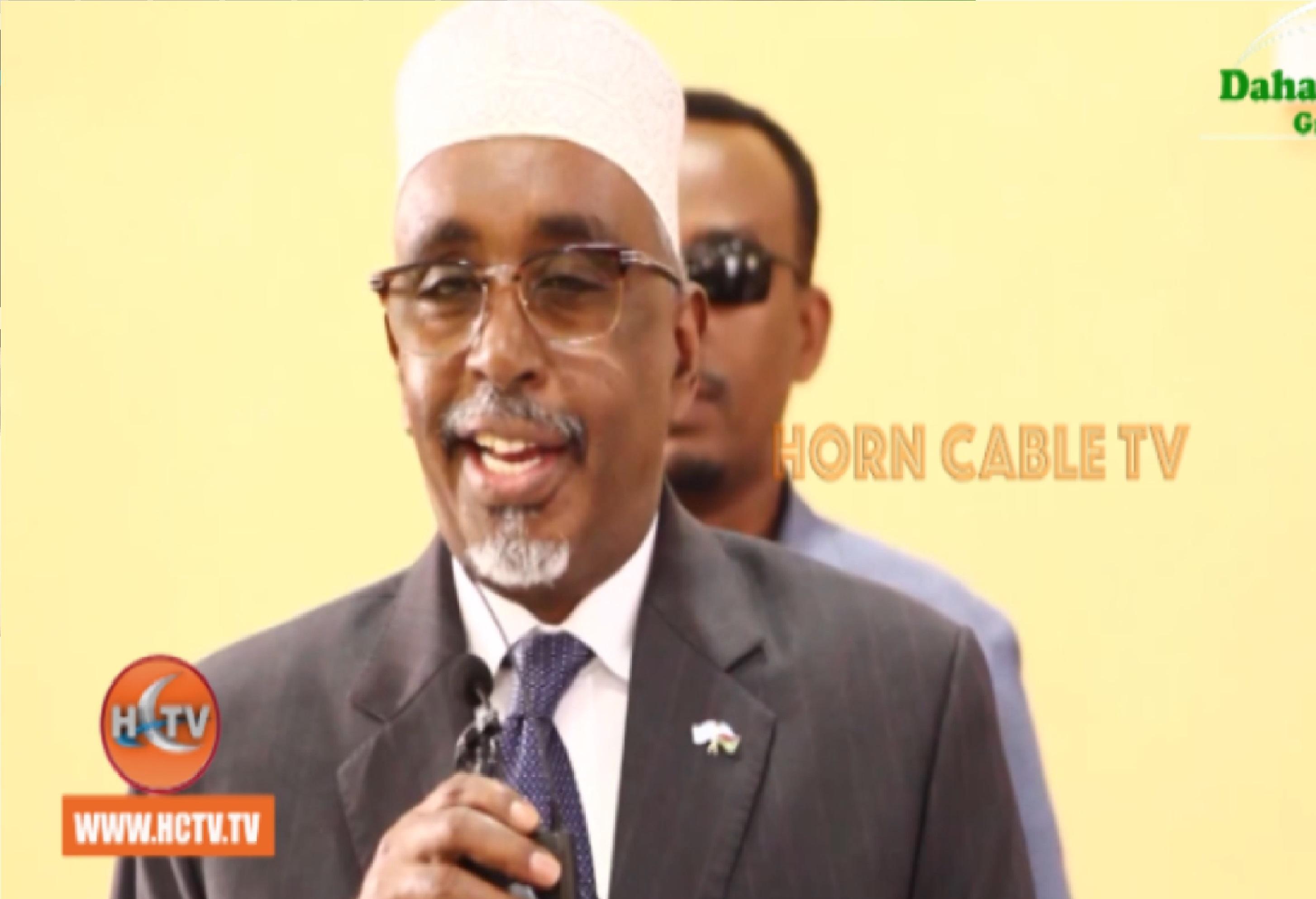 Madaxweynaha Koonfur Galbeed Somaliya Oo Mar Kale Codsadey In La Doorto
