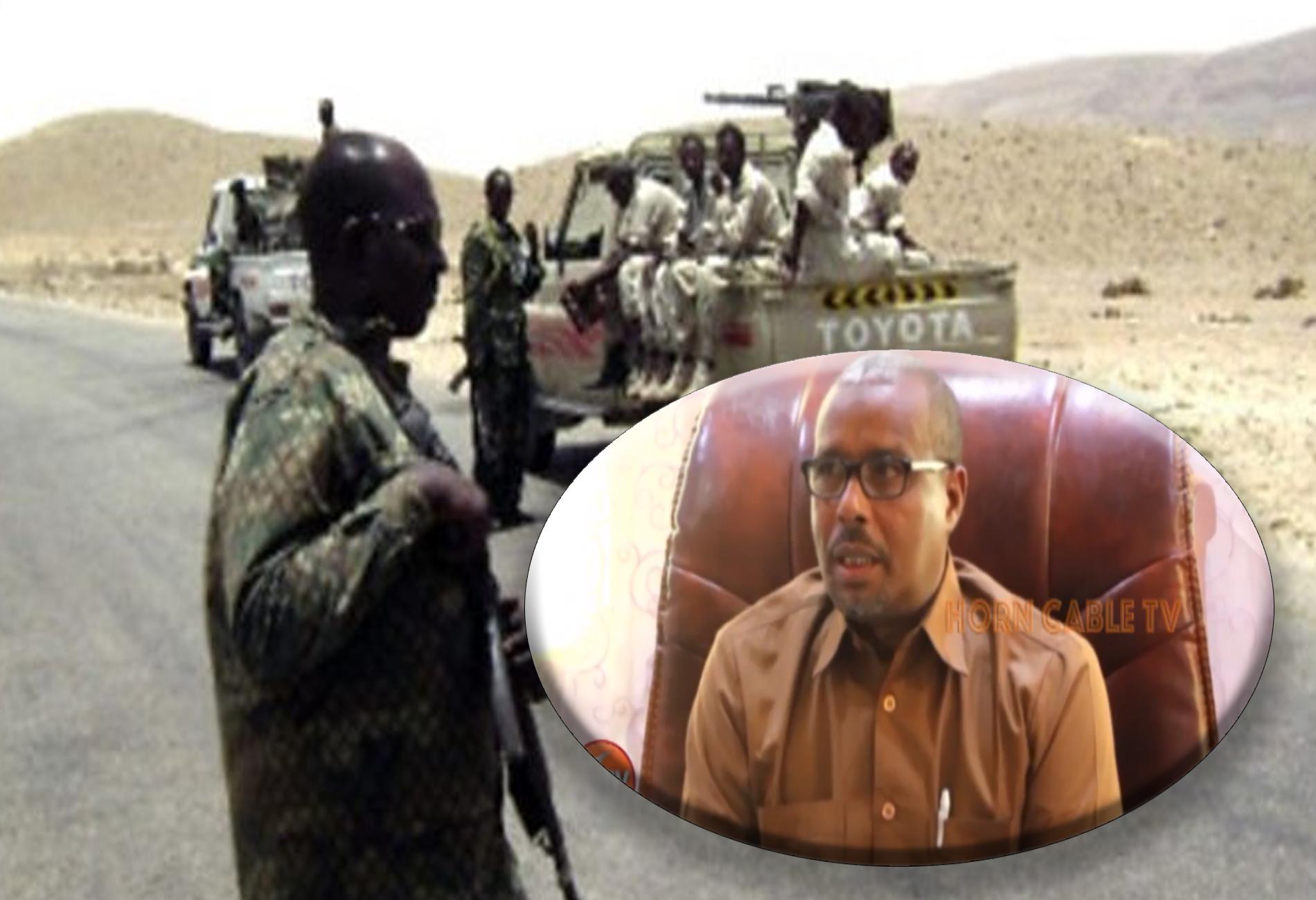 Puntland Oo Beeniyay Ciidan Shalay Ku Biiray Somaliland