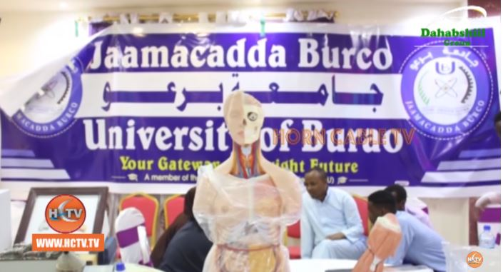 Burco :- Bandhiga Carwada Jaamacada Gobalada Bariga Somaliland Ayaa Lagu Soo Gaba Gabeeyay
