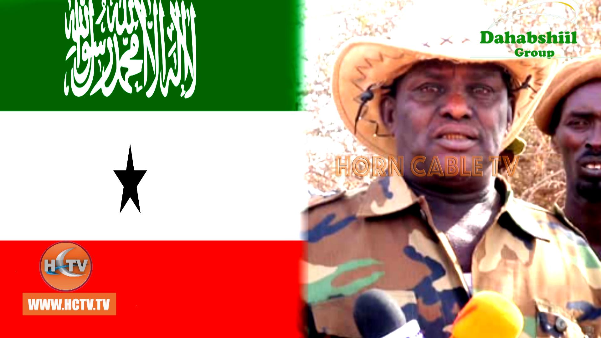 Xukuumada Somaliland Oo Ka Hadashay Arinta Korneel Caare.