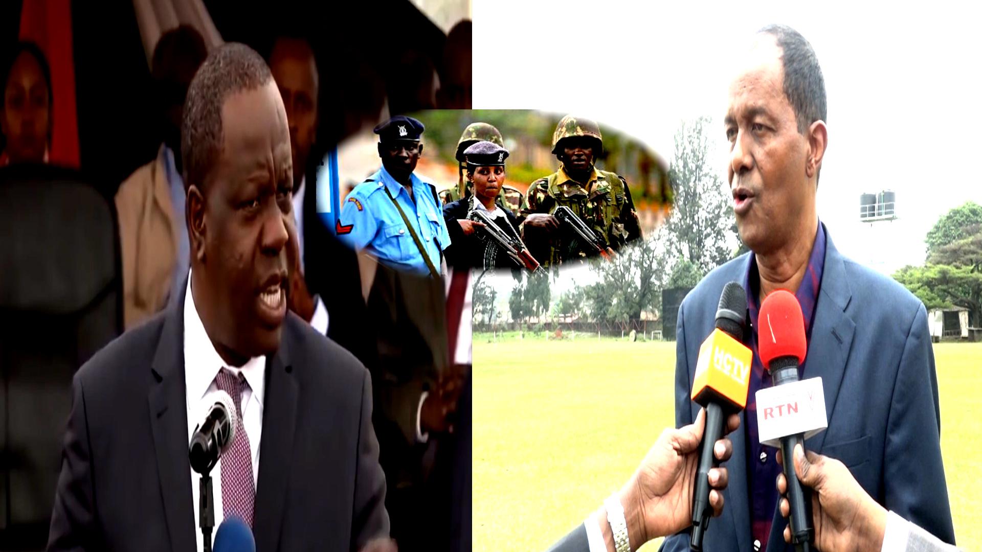 Nairobi : Xildhibaan Yusuf Hassan Abdi Ayaa Ka Hadlay Amaro Ka Soo Baxay Xukuumada Dalka Kenya.