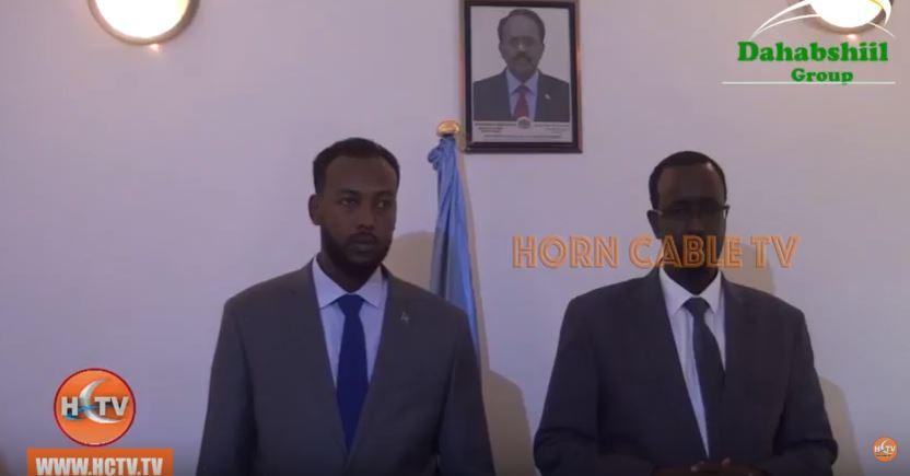 Safiirka Cusub Ee Somalia U Fadhiya Dalka Sudan Ayaa Xilkii La Wareegay