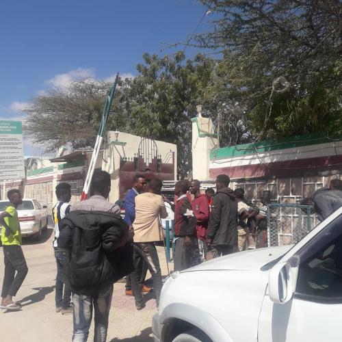 Ciidanka Bileyska Somaliland oo Xabsiga dhigay 28 carruur ah