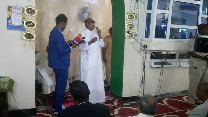 Salaad Roob Doon Ah Oo Laga Oogay Somaliland