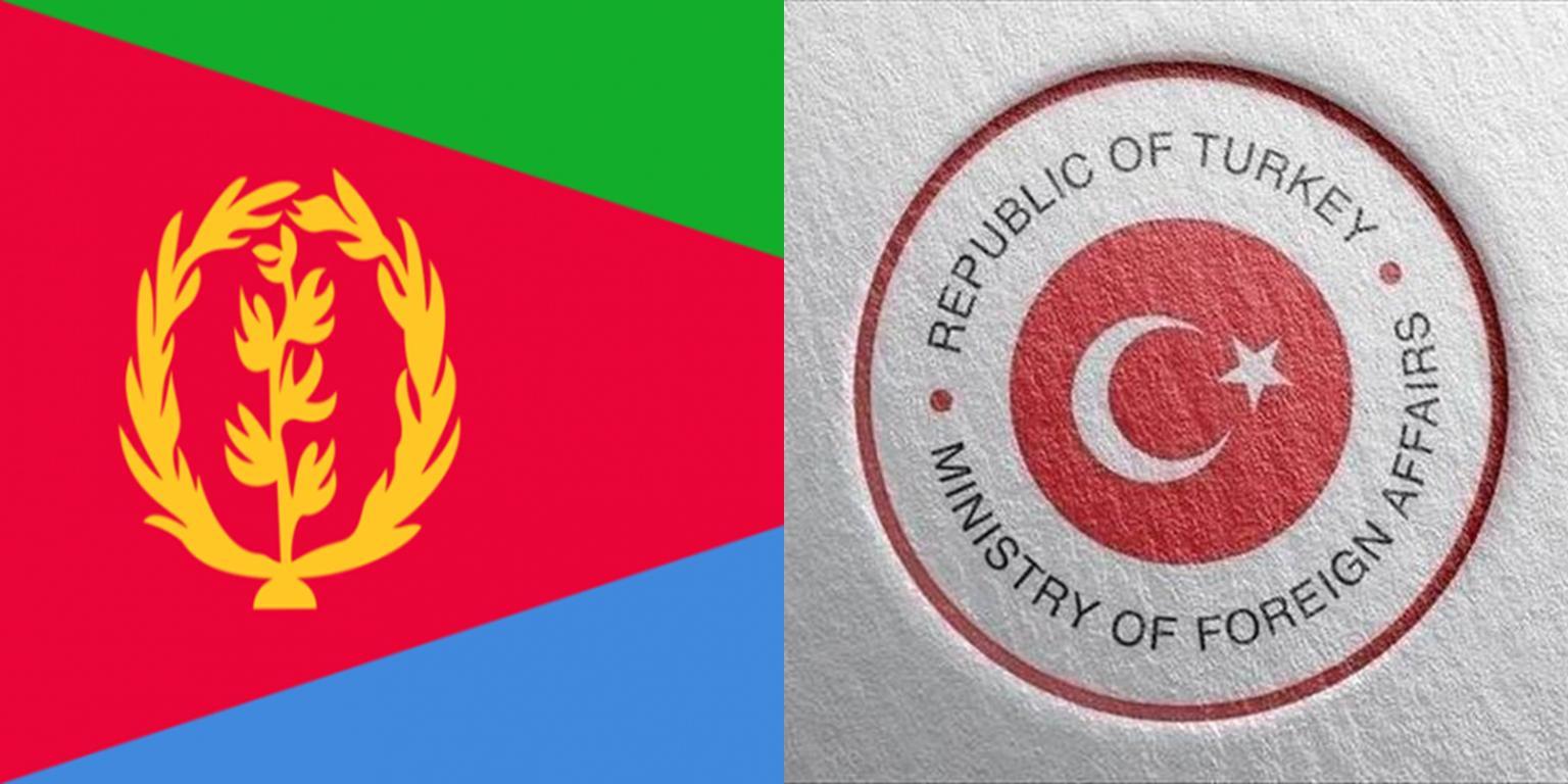Eritrea Oo Sudan, Qatar Iyo Turkey-ga Eedo U Jeedisay