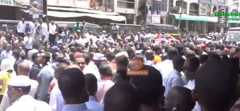 Nairobi: Ujeeddada Dibed-bax Ay Sameeyeen Ganacsatada Islii