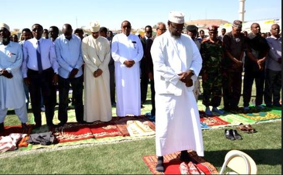Salaad Roob-doon Ah Oo Laga Oogayo Gobollada Somaliland.