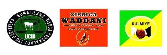 Wada-Hadallo U Socday Xisbiyada Somaliland Oo Natiijo La'aan Ku Dhamaaday