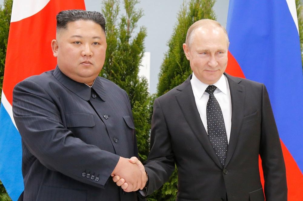 Putin: Ruushku Waxuu Doonayaa Inuu Xaliyo Muranka Nuclear-Ka Waqooyiga Korea