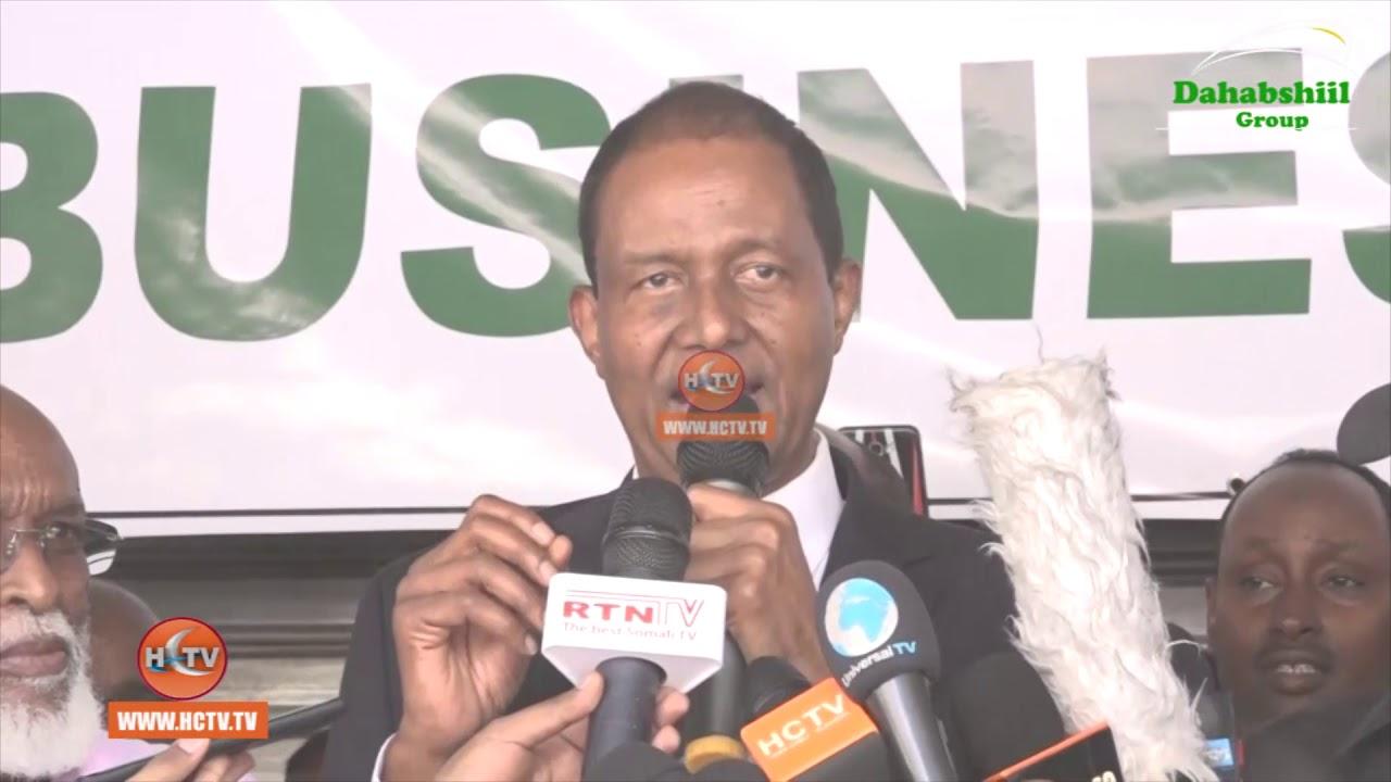 Nairobi: Ganacsatada ISLII oo Banaanbax sameeyey