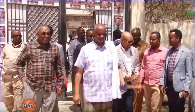 Xisbiyada Somaliland Oo Kulan Degdeg Ah Yeeshay