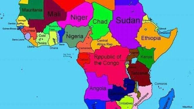 Ethiopia Oo Raaligalin Ka Bixisay Khariirada Afrika Oo Somalia Ka Maqan Tahay Oo Lagu Daabacay Website Ay Leedahay