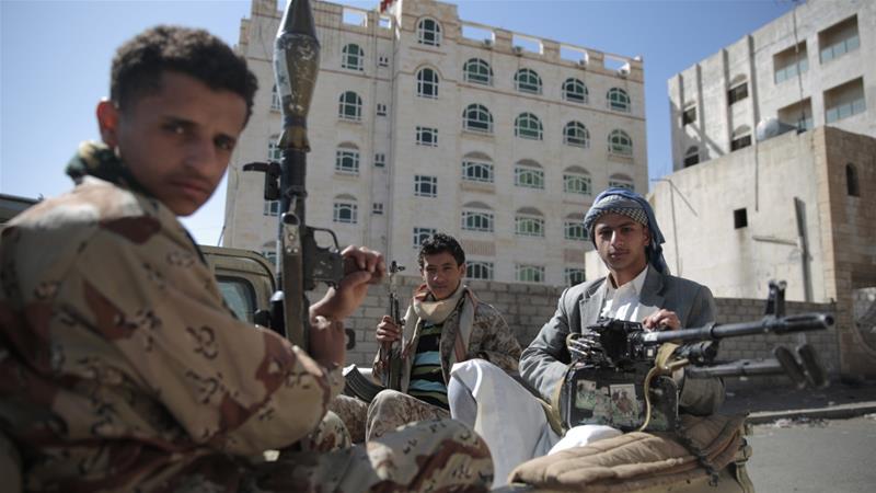 Xuutiyiinta Yemen Oo Magaalo Dekedeeda Xudayda Iskaga Baxay