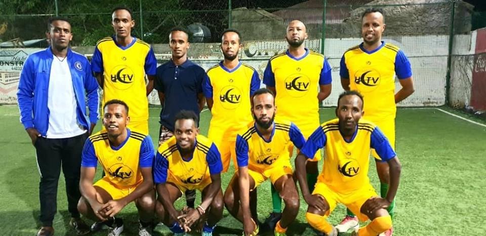 Nasiye Stadium: Horn Cable TV Oo Rikoodhayaal Kaga Badiyey Kooxda Ilays Jet