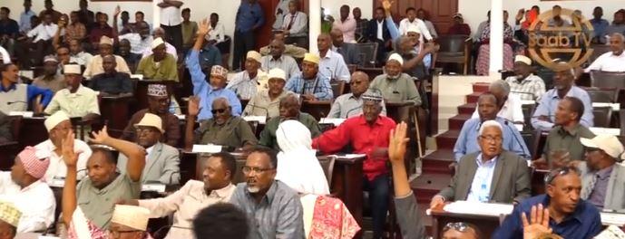 Faahfaahin: Maxaa ka Dhacay Baarlamaanka Somaliland Maanta ?