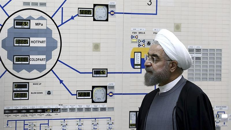 IRAN Oo Ku Hanjabtay Inay Dib U Bilaabayso Kobcinta Macdanta Laga Sameeyo Nukliyeerka