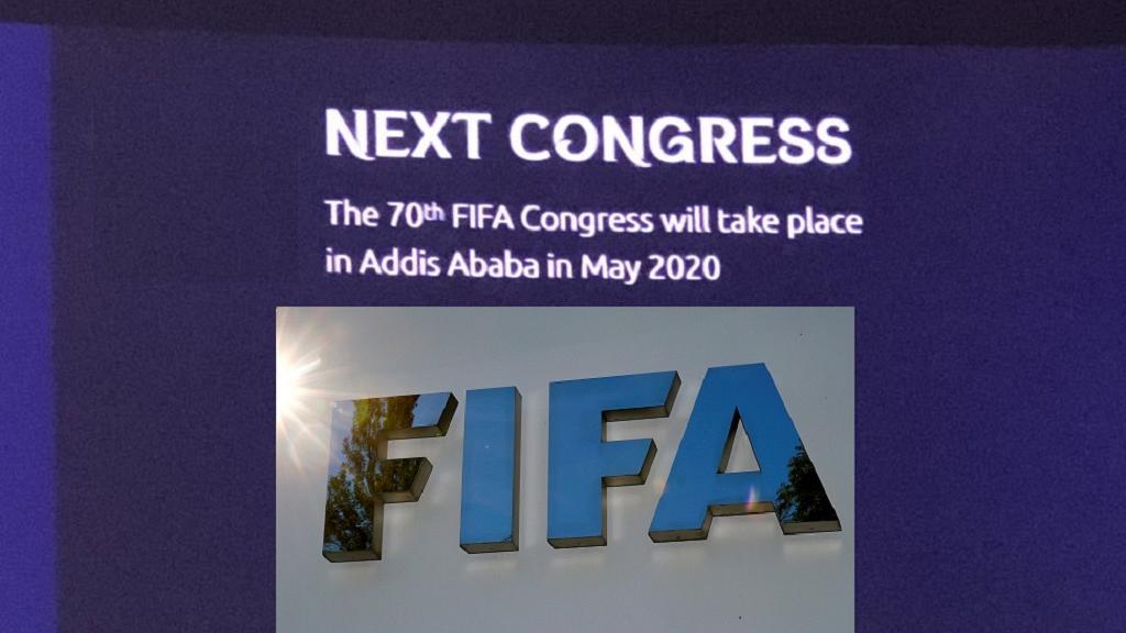 Addis Ababa Oo Loo Doortay Inay Martigaliso Shirka 70aad Ee FIFA