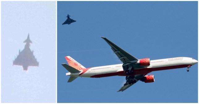 Air India Oo Lagu Khasbay Inay Degdeg U Cago-dhigato London