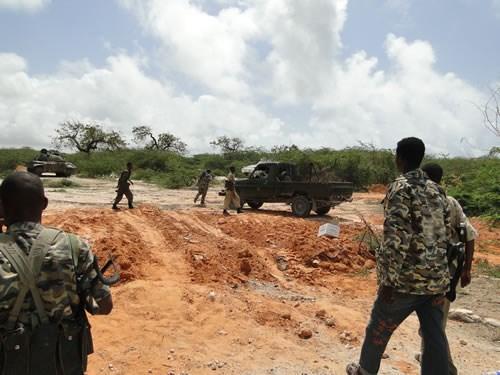 Dagaal Culus Oo Al-Shabaab Iyo Dawladda Somalia Ku Dhexmaraya Baydhabo