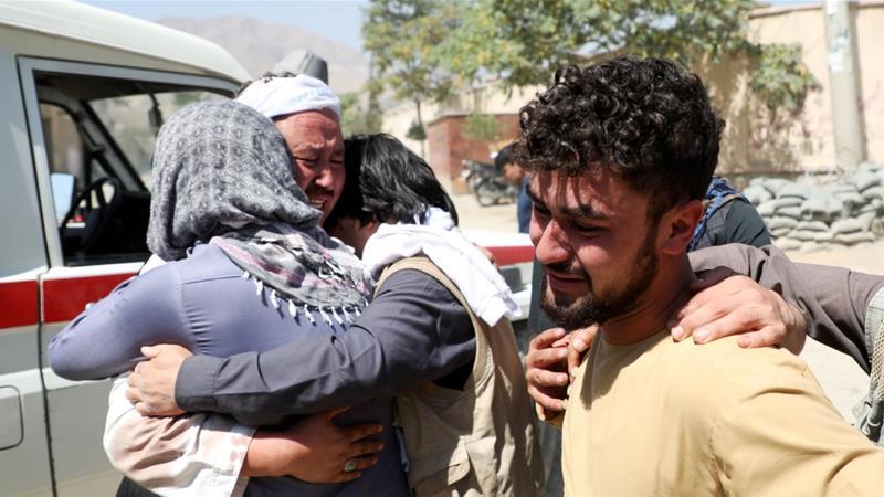 Madaxweynaha Afghanistan Oo Balan Qaaday Inuu Burburin Doono ISIL Kadib Weerarkii Xafladda Arooska