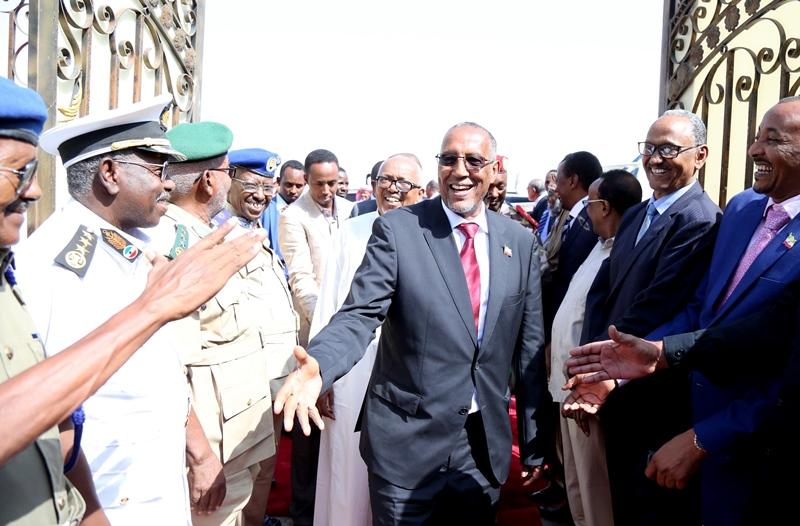 Somaliland Iyo Sucuudiga Oo Ka Wada-hadlay Qodob Ay Hore Iskula Soo Qaadeen Jabuuti & Soomaaliya