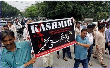 Pakistan Oo Sharci Daro Ku Tilmaantay Talaabada India Ee Jammu Iyo Kashmir