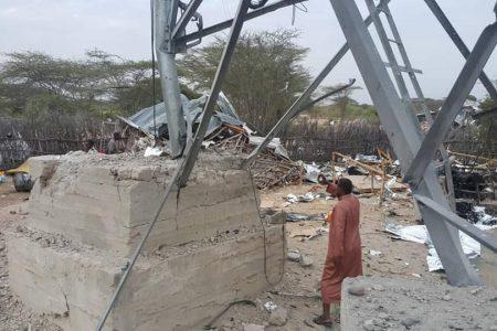 Milatariga Kenya Oo Mar Kale Burburiyey Shirkadda Ugu Weyn Isgaadhsiinta Somalia
