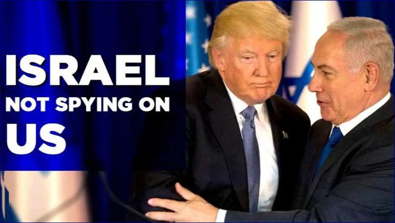 Netanyahu Oo Gaashaanka Ku Dhuftay In Israel Basaastay Maraykanka