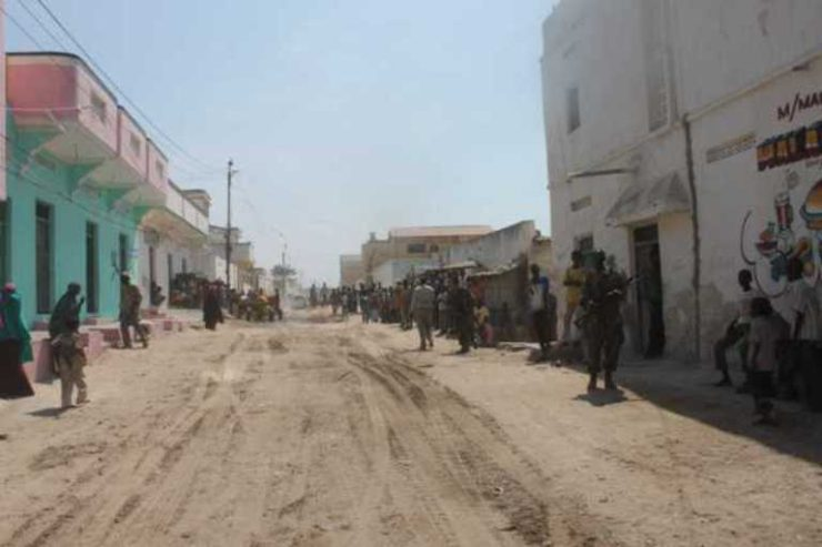 Khasaare Ka Dhashay Dagaal Ciidamada Somalia Iyo Al-shabaab Ku Dhexmaray Degmada Marka