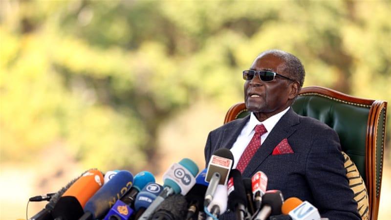 Shacabka Zimbabwe Oo Siyaabo Kala Duwan Uga Hadlay Geerida Madaxweynahoodii