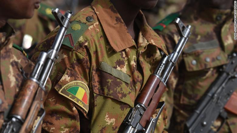 Mali: Tiro Ka Badan 50 Askari Oo Weerar Lagu Laayey