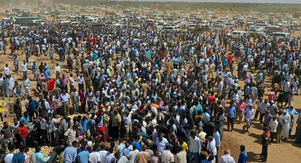Madaxweynaha Somaliland Oo Ka Qayb-galay Aaska Taliyihii Ciidanka Booliska