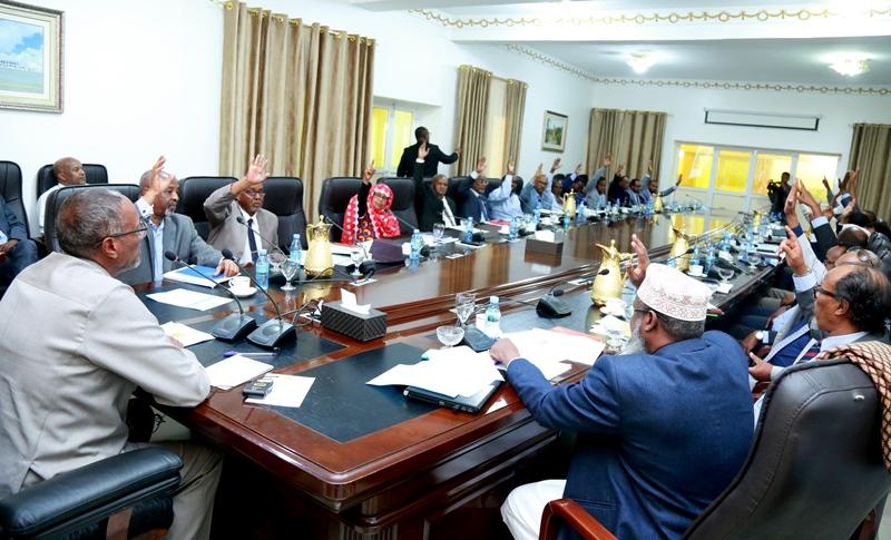 Somaliland: Golaha Wasiirrada Oo Ansixiyey Xeerar Kala Duwan