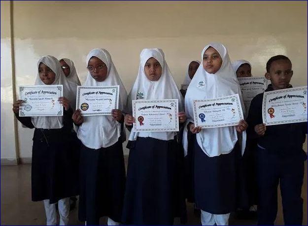 Elms School Oo Somaliland Ku Daray Khariirada Aduunka