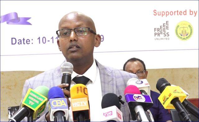 Xoghayaha Waddani Oo Hadal Ka Jeediyey Xuska Maalinta Saxaafadda Somaliland
