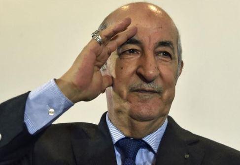 Algeria Oo Loo Doortay Madaxweyne Cusub