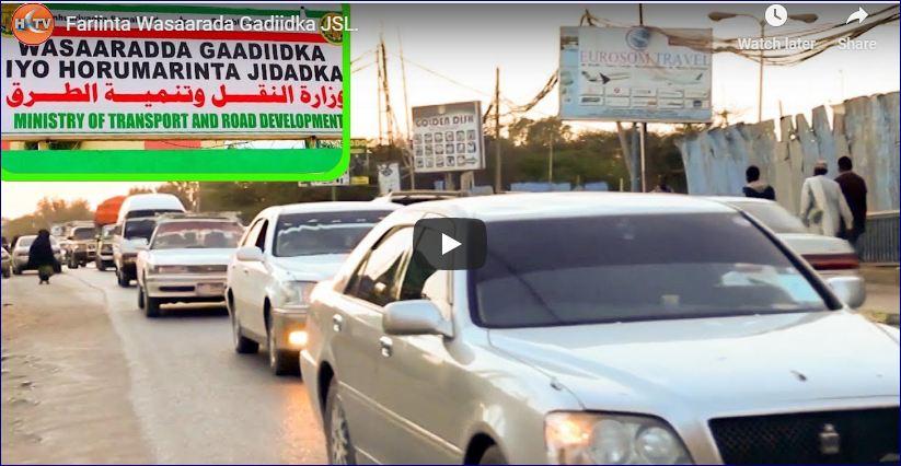 Daawo: Fariinta Wasaarada Gaadiidka Jamhuuriyada Somaliland