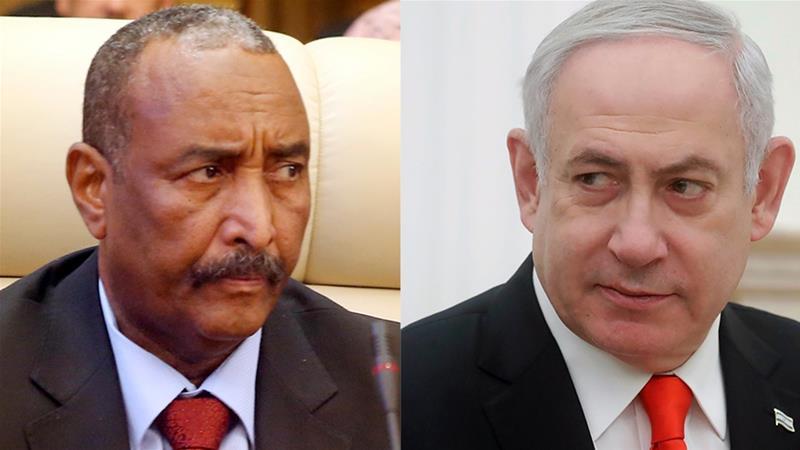 Kulankii Raysal Wasaaraha Israel Iyo Madaxa Golaha Sudan Oo Xiisad Abuuray