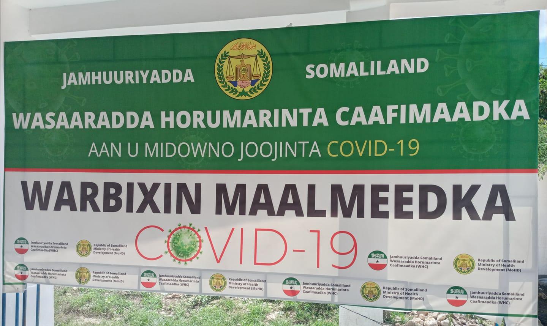 Somaliland: Tirada Dadka Uu Hayo Covid_19 Oo Hoos U Dhacday