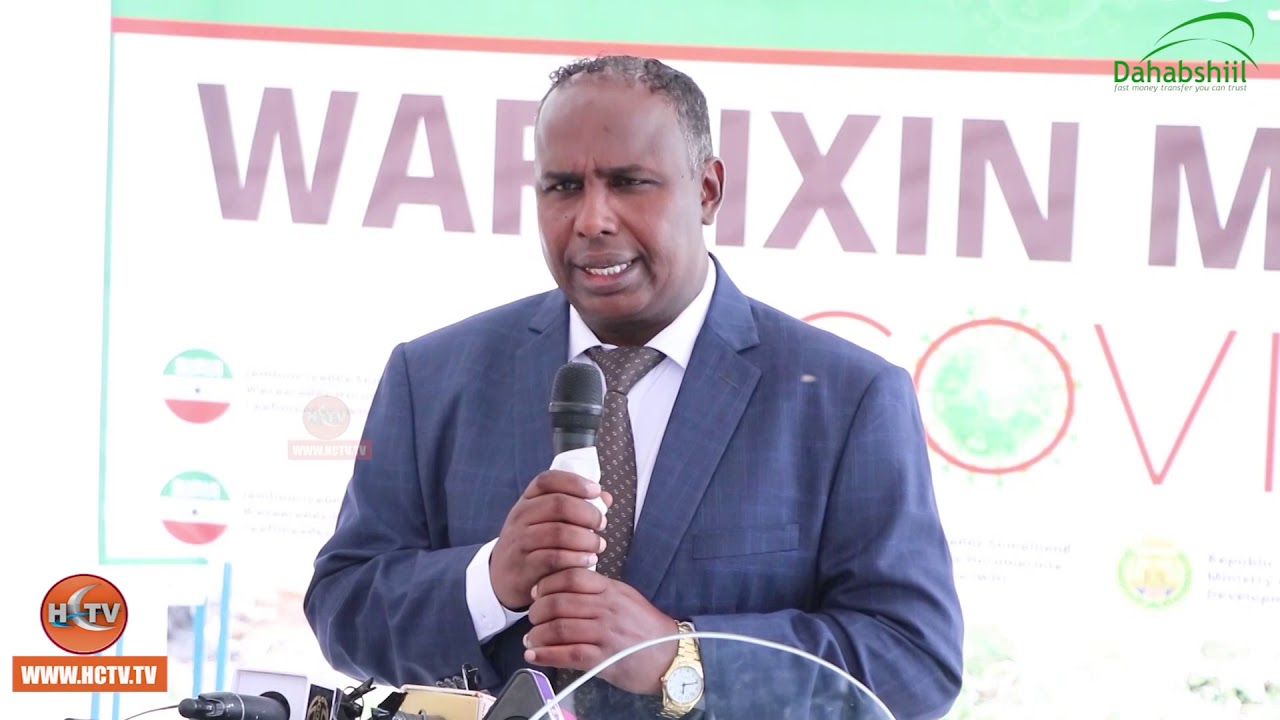 Somaliland Oo Shaacisay Kiisas Cusub Oo Xanuunka Coronavirus Ah