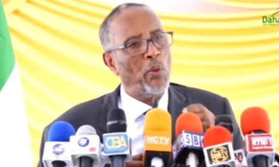 Madaxweyne Biixi Oo Ka Hadlay Muwaadin Reer Somaliland Ah Oo Xukuumaddii Axmed-siilaanyo U Dhiibtay Jabuuti