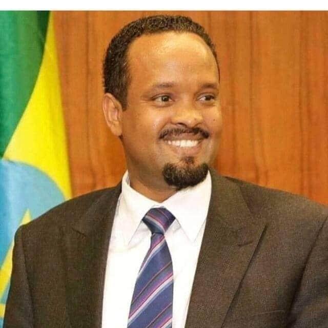 Wefti Ethiopian Ah Oo Uu Hoggaaminayo Wasiirka Maaliyadu Oo Somaliland Yimid