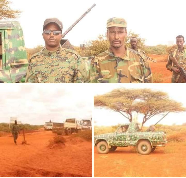 Ciidamada Somaliland Oo Horufadhi Ka Celiyey Masuuliyin Ka Socday Puntland
