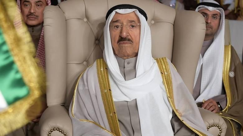 Amiirkii Kuwait Oo Saaxiib Dhow La Ahaa Somaliland Oo Geeriyooday