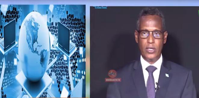 Dawladda Somalia Oo Ka Hadashay Cilad Ku Timid Internet-Ka
