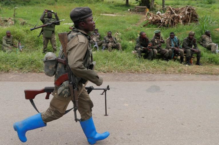 DR Congo: Dagaalyahano Hubaysan Oo Xabsi Ka Sii Daayey Tiro Ka Badan 1,300 Maxbuus