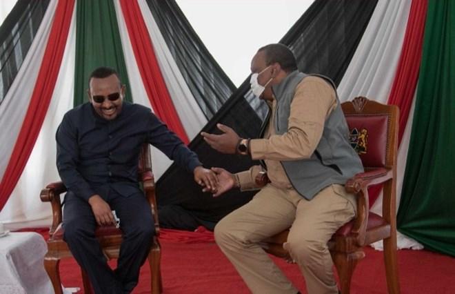 Raysal Wasaaraha Itoobiya Oo Socdaal Ku Tagay Dalka Kenya