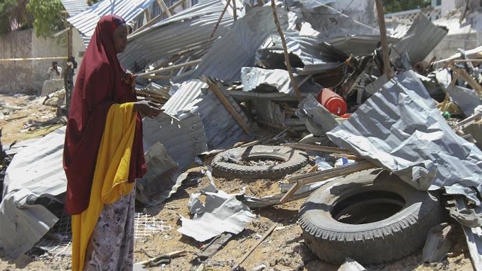 Taliska Maraykanka Ee AFRICOM Oo Sheegay In Weerar Cirka Ah Uu Ku Dilay 8 Xubnood Oo Al-Shabaab Ka Tirsan