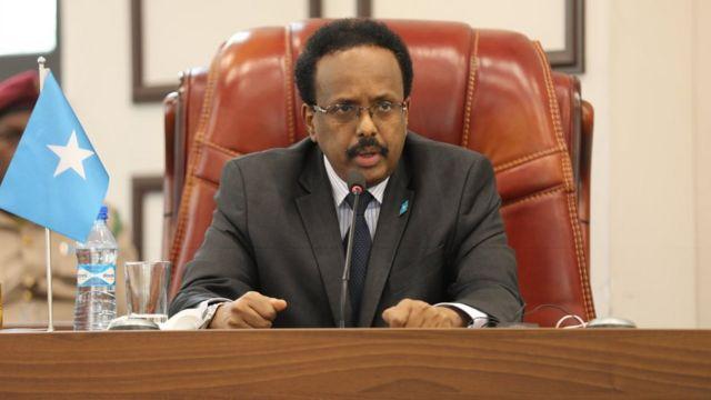 Madaxweynaha Somalia Oo Shir Degdeg Ah Isugu Yeedhay Madaxda Maamul Goboleedyada