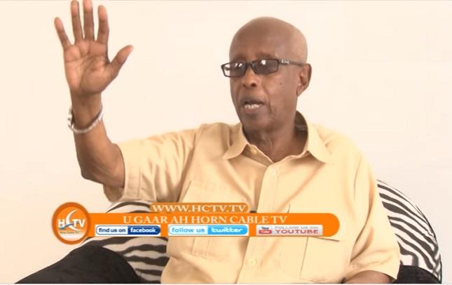 General Maxamed Nuur Galaal Oo Ku Dhintay Weerarka Ka Dhacay Hotel Afrik